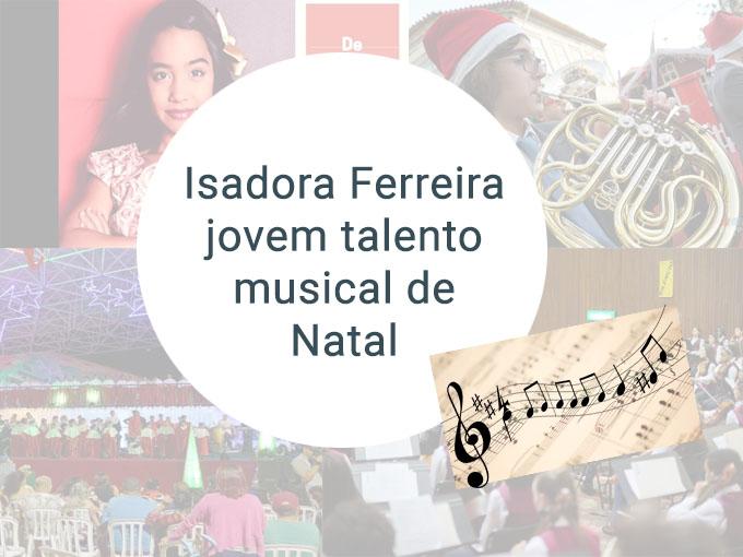 Aproxime-se do jovem talento musical de Natal