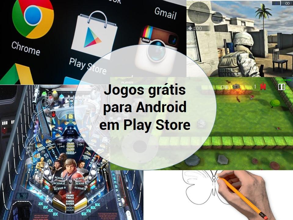 Jogos de Play Store grátis