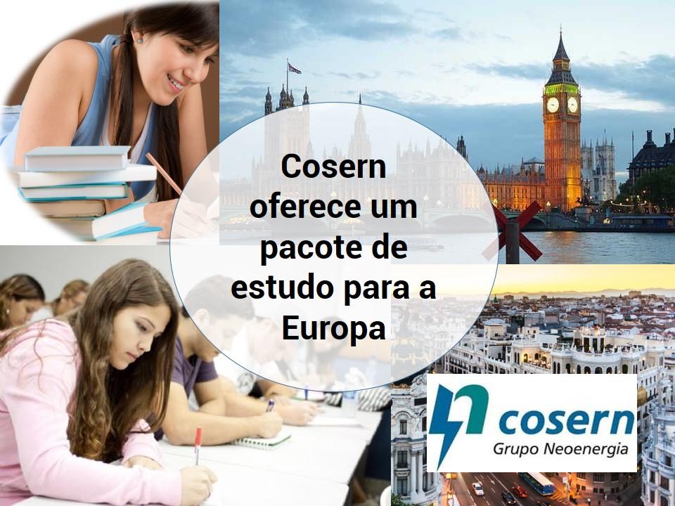 Cosern incentiva programa de estudo