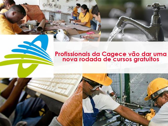 Cagece promove desenvolvimento profissional com cursos gratuitos