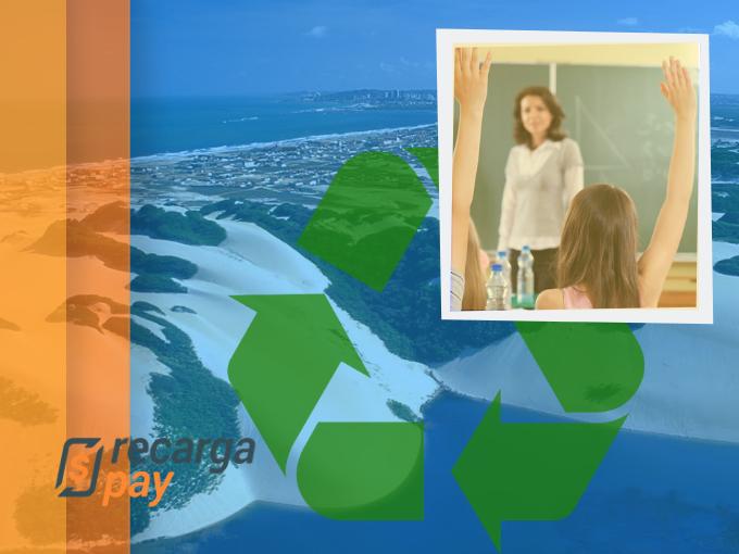 Desenvolvimento sustentável nas escolas brasileiras