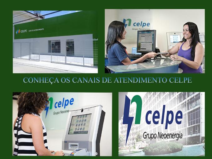 Entre em contato com a Celpe