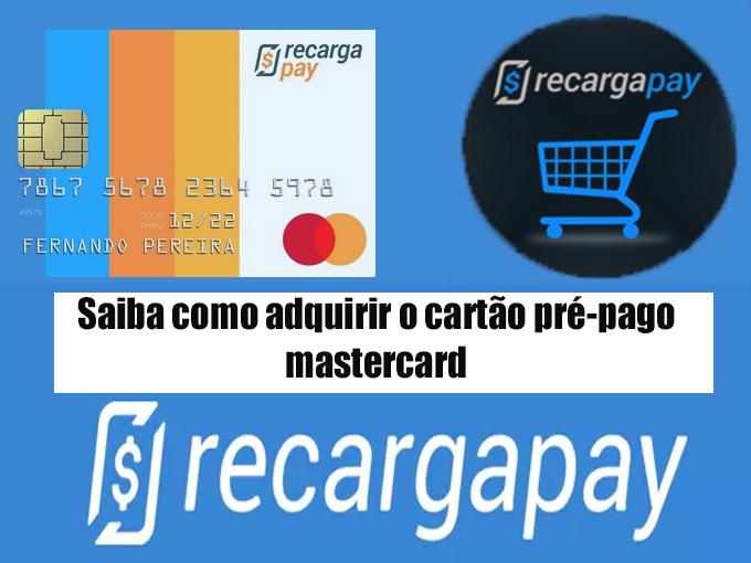 Conheça o cartão do recargaPay