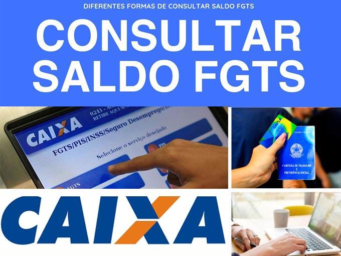 Veja como consultar seu saldo FGTS