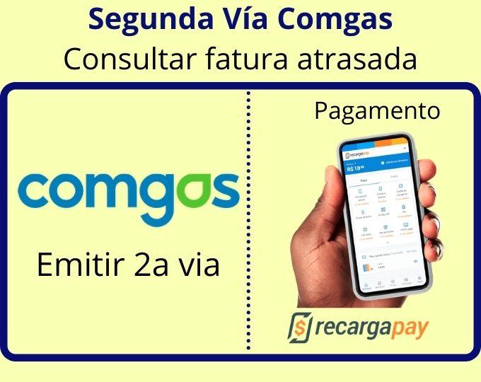 comgas 2 via online