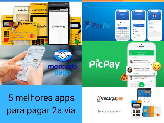 5 melhores apps para pagar 2a via