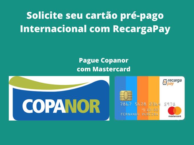 Solicite seu cartão pré-pago Internacional com RecargaPay