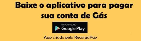aplicativo pagamento fatura gas