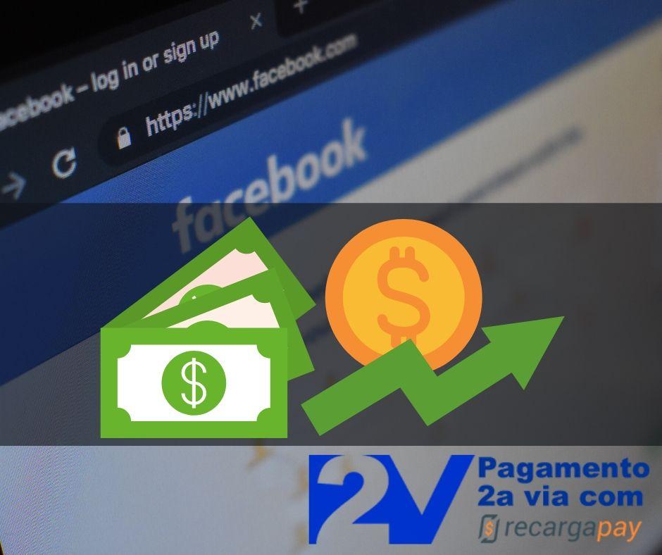 ganhar dinheiro facebook