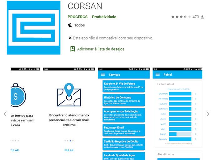 App Corsan 2 via