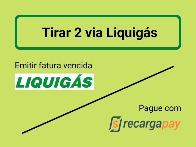 Tirar Liquigás 2 via