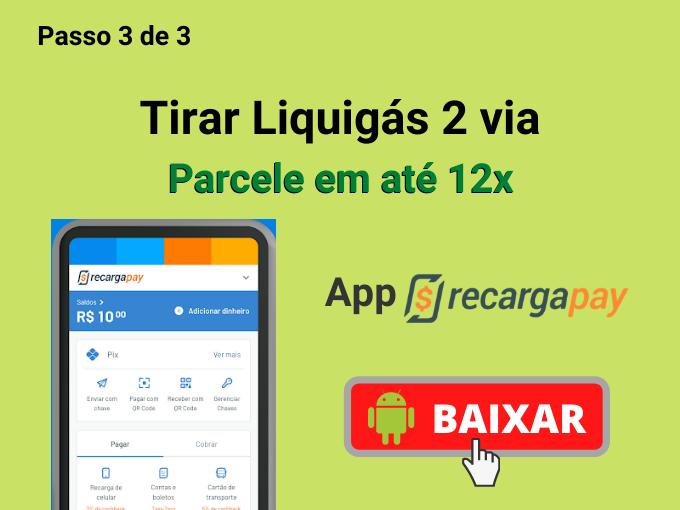 Pague sua conta com RecargaPay