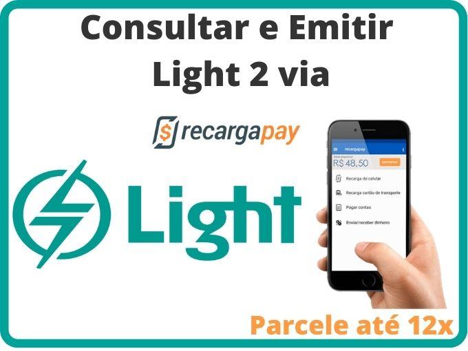 Emitir 2 via light