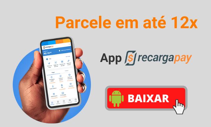 Baixe o app RecargaPay