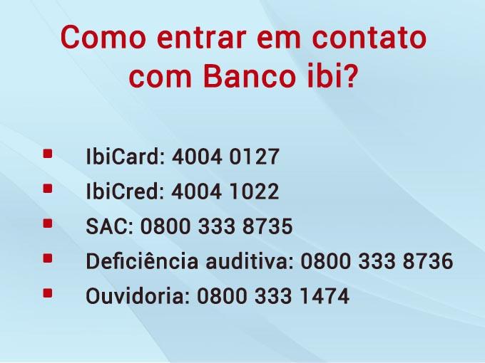 contato ibicard